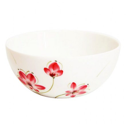 Hand Painting Ceramic Soup Bowl
