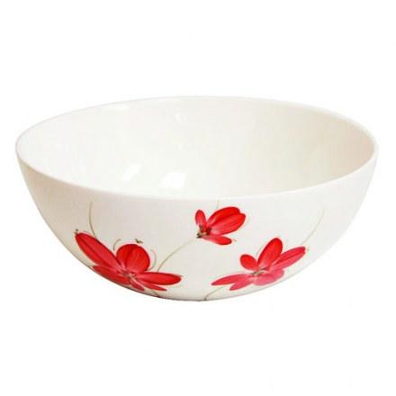 Hand Painting Ceramic Noodle Bowl