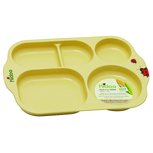 Eco Corn Food Tray Allplus