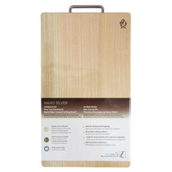 ACACIA Wood Cutting Board (L)