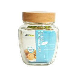 AP Glass Storage Jar 520ml