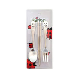 Kidoo Child Silverware 3P set