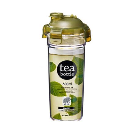 Tritan Tea Bottle W/Strainer 600ml