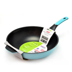 Porto Non Toxic Diamond Coating Wok 32CM (6.9 LITER)
