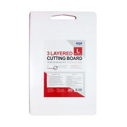 3 Layered Cutting Board ( L )