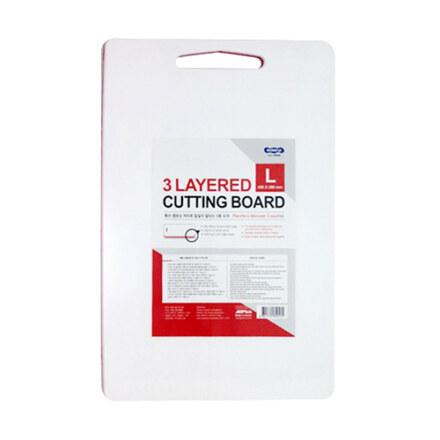 3 Layered Cutting Board ( L )