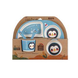 Komax ECO Character Tray 5P Gift Set
