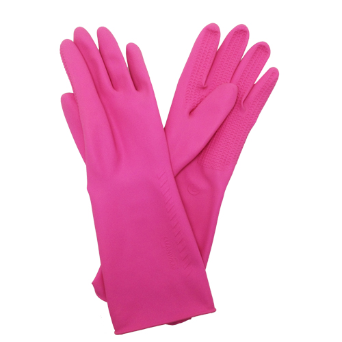 Clean Es Latex Gloves Large Allplus