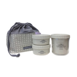 L&L Lunch Bag 3P Set_Ivory 450ml