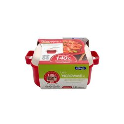 Microwave SQ. Noodle Pot 1.2L
