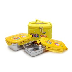 Pororo ST. Lunch set 2P w Bag