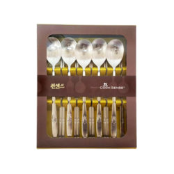 Royal Turtle Spoon 5 pair Gift Set