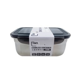 TanTan ST. Steel Container 1100ml