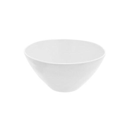 White Olive Oven Safe Noodle Bowl