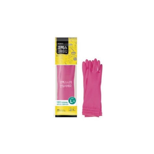 Komax Rubber Gloves Large Allplus